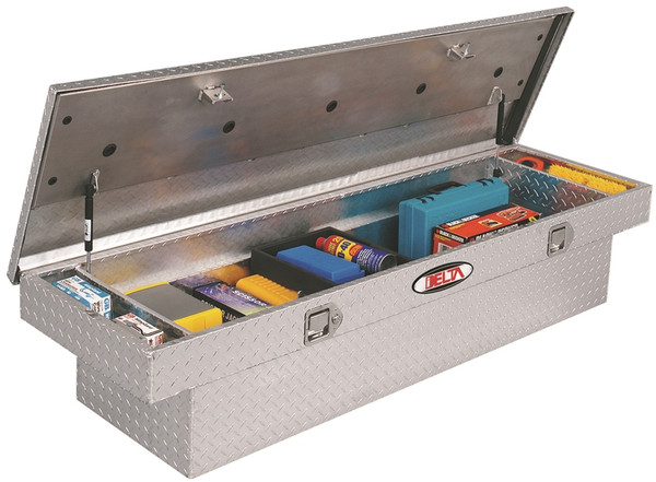Single Lid Full Size Crossover Truck Box