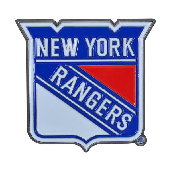 FanMats New York Rangers NHL Color Emblem