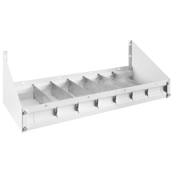 Hi Side Box 16 Gauge Steel Accessory Tray