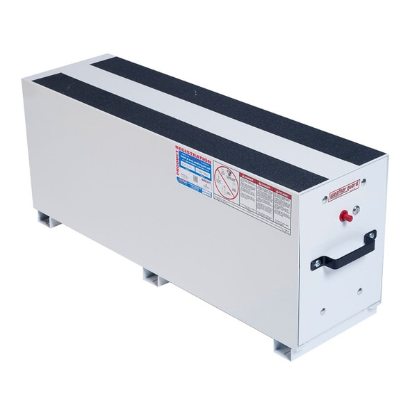 "PACK RAT Aluminum Single Drawer Unit 42"" L x 17"" H x 12"" W"