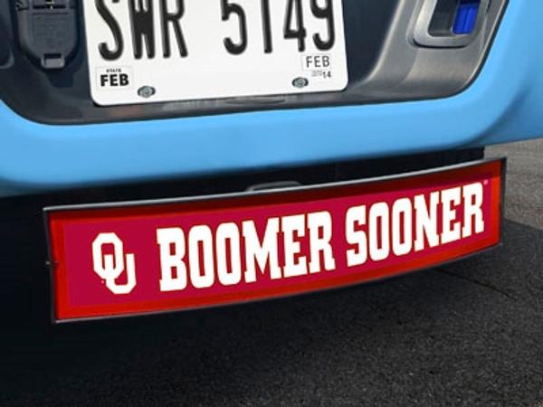 Oklahoma Boomer Sooner Light Up Hitch Cover