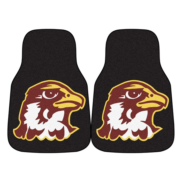 Quincy 2pc Carpeted Car Mats