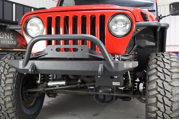 Jeep TJ Steering Box Skid Plate 97-06 Wrangler TJ