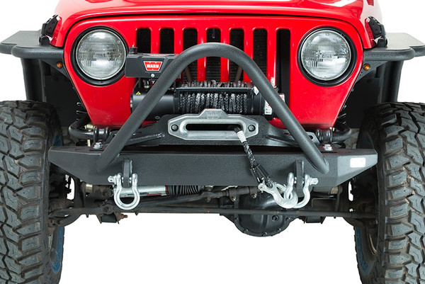 Jeep TJ Front Bumper W/Stinger 97-06 Wrangler TJ R