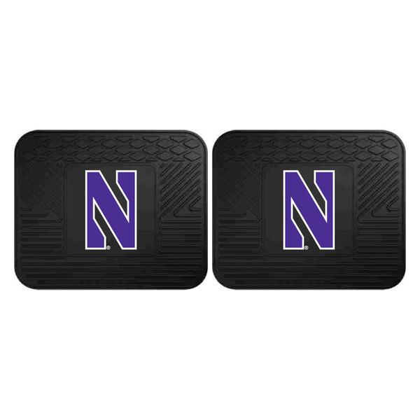 FanMats Northwestern 2pc Utility Mat