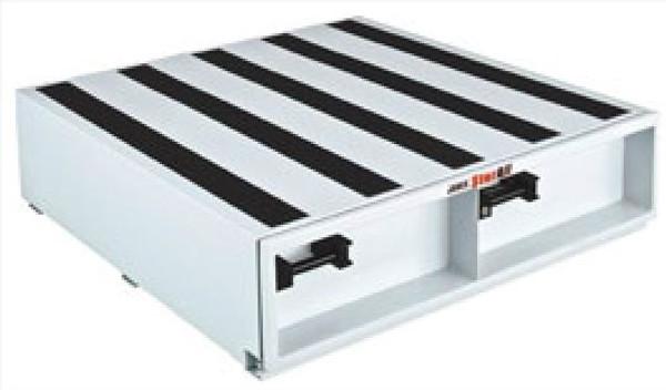 "StorAll 9"" Tall Heavy-Duty Steel Drawer Storage"
