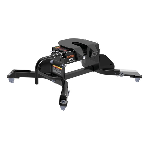 5th Wheel Hitch with Ram Puck System Legs