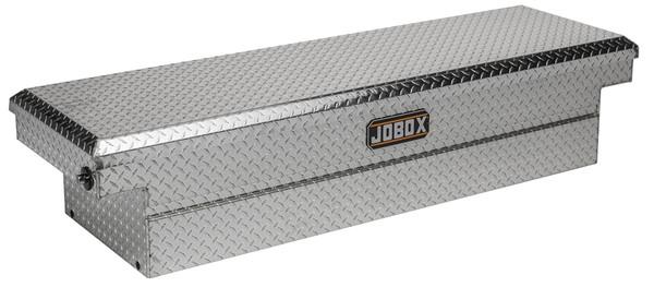 Single Lid Full Size Premium Aluminum Toolbox
