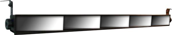 5 Panel Interior Rearview Mirror Kit 01442