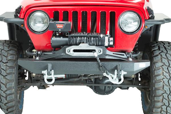Jeep TJ Front Bumper 97-06 Wrangler TJ Rubicon and