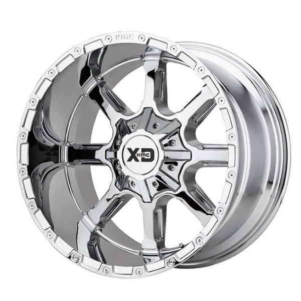 XD Series Mammoth Chrome Wheels
