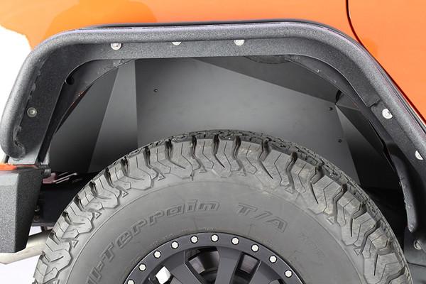 Jeep JK Rear Inner Fenders 07-18 Wrangler JK Alumi