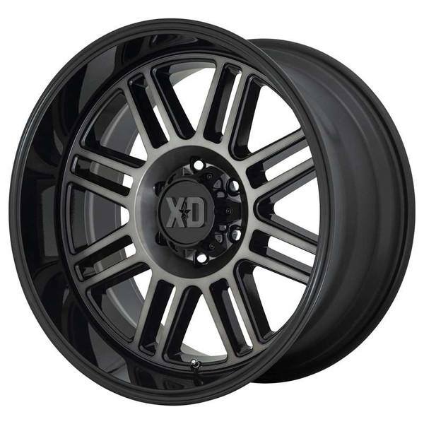 XD Series Cage Grey Wheels