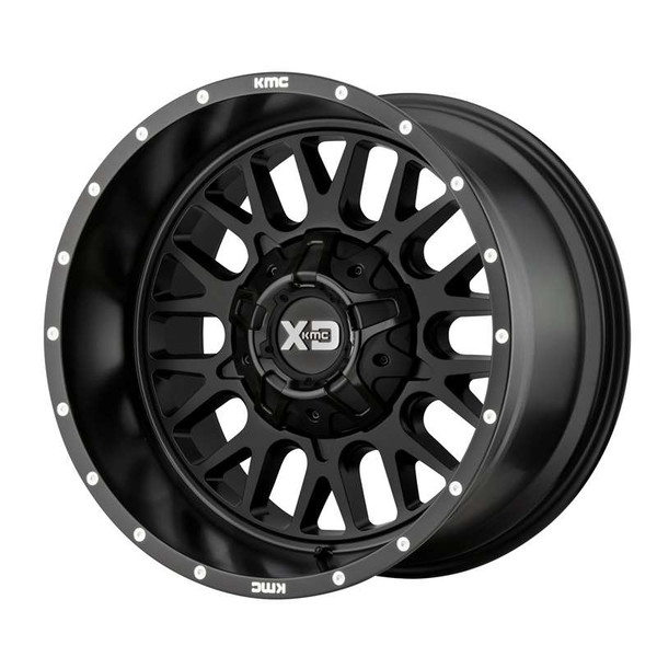 XD Series Snare Matte Black Wheels