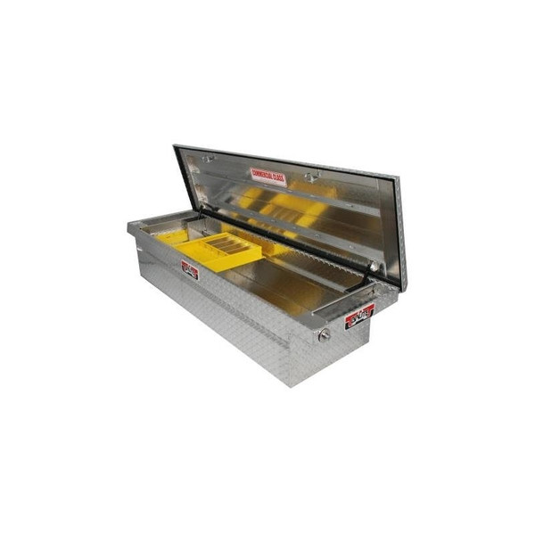 Full Lid Mid Size Truck CrossOver Tool Box