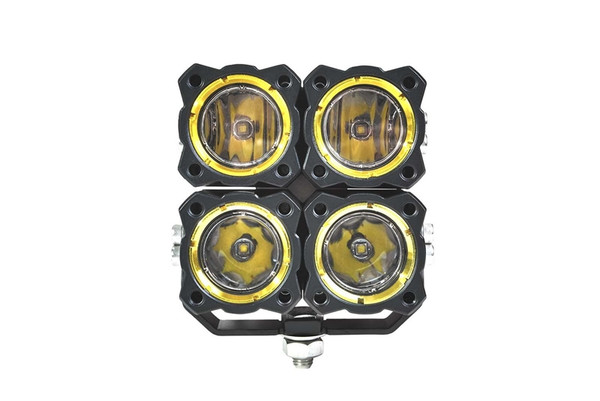 KC Flex Quad LED Combo Beam System