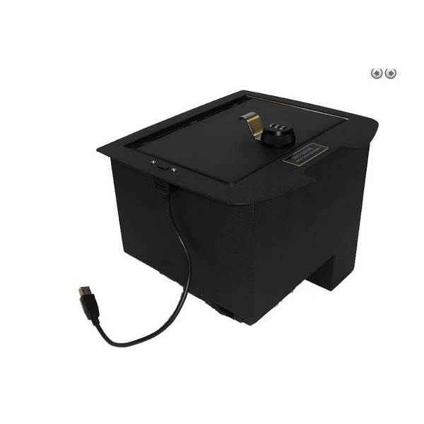 Console Vault Truck and SUV Floor Console Safe