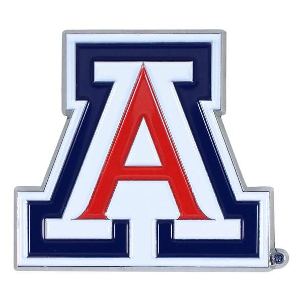 FanMats University of Arizona Color Emblem