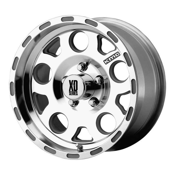 XD Series Enduro Machined Wheels