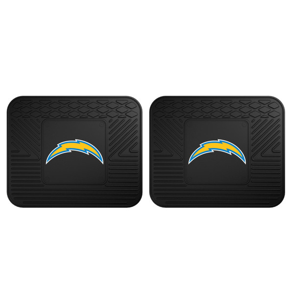 FanMats Los Angeles Chargers NFL 2pc Utility Mat