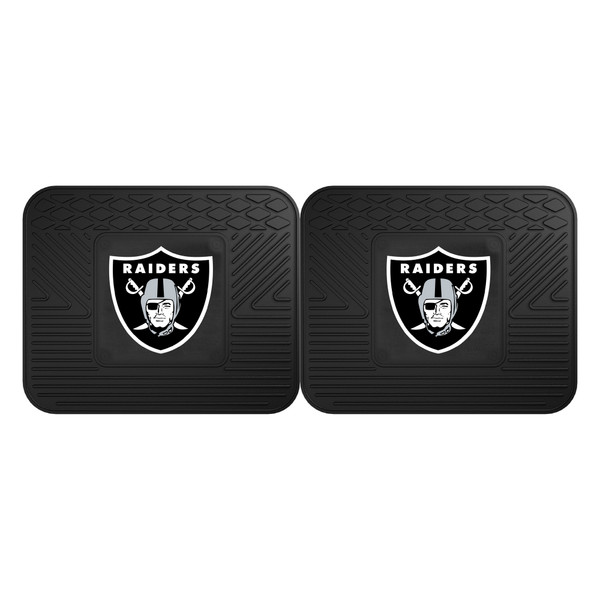 Oakland Raiders NFL 2pc Utility Mat