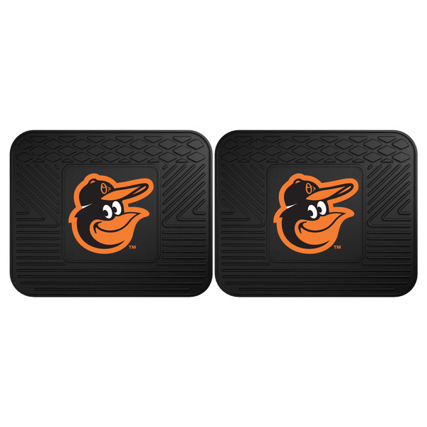 Baltimore Orioles MLB 2pc Utility Mat