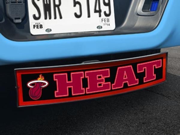 Miami Heat NBA Light Up Hitch Cover