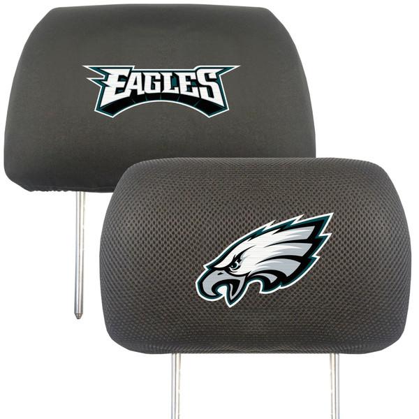 FanMats Philadelphia Eagles NFL Head Rest Cover