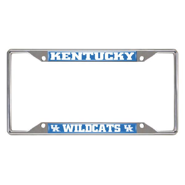 FanMats Kentucky License Plate Frame
