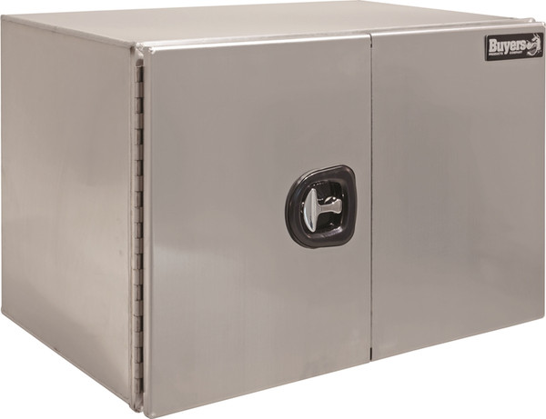 XD Smooth Aluminum Underbody Truck Box w/ Barn Doo