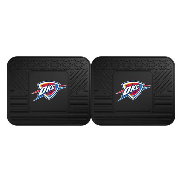 FanMats Oklahoma City Thunder NBA 2pc Utility Mat