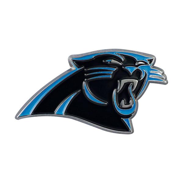 Carolina Panthers NFL Color Emblem