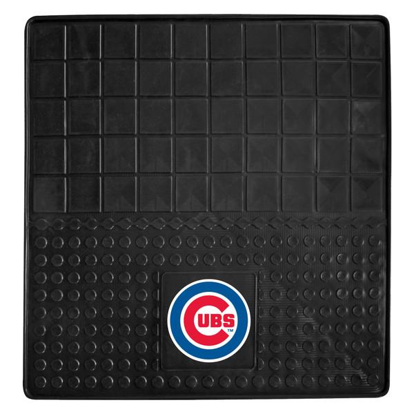 FanMats Chicago Cubs MLB Vinyl Cargo Mat