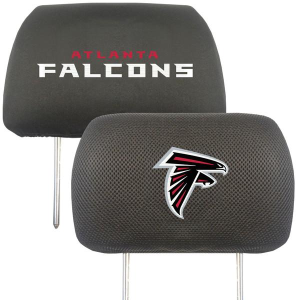 Atlanta Falcons NFL Head Rest Cover