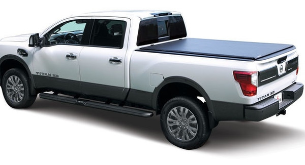 Velocity Vinyl Roll-Up Truck Bed Cover