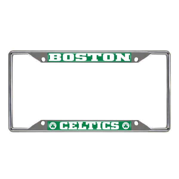Boston Celtics NBA License Plate Frame