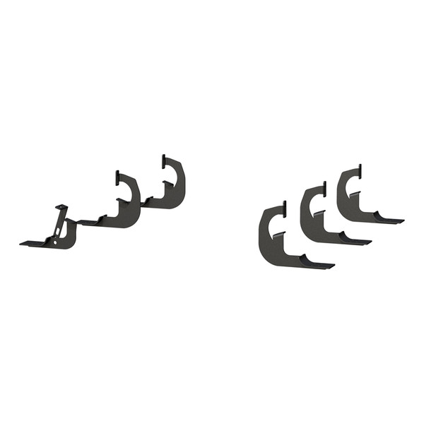 """Brackets For Aries 6"""" Oval Steps"""