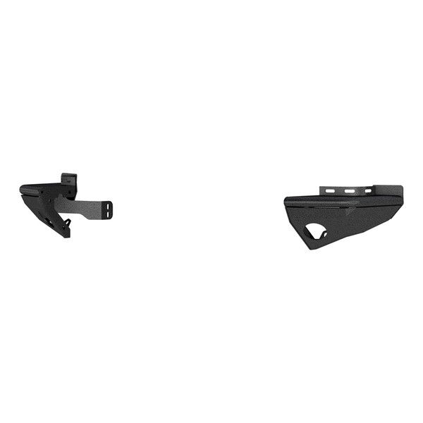 TrailChaser Jeep Rear Bumper Side Extensions