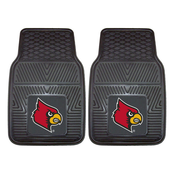 Louisville 2pc Vinyl Car Mats