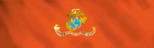 Rear Window Graphic - US Marines