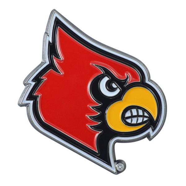 FanMats University of Louisville Color Emblem
