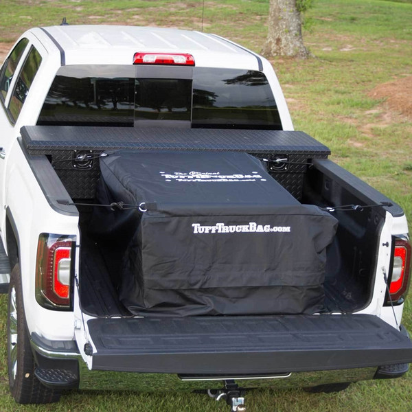 Truck Bed Cargo Bag Black