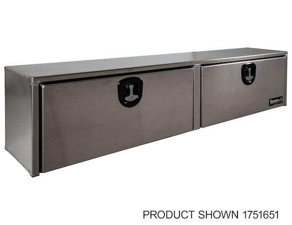 Topsider Smooth Aluminum Pickup Truck Tool Box