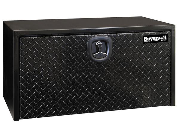 Steel Underbody Truck Box w/ Aluminum Door