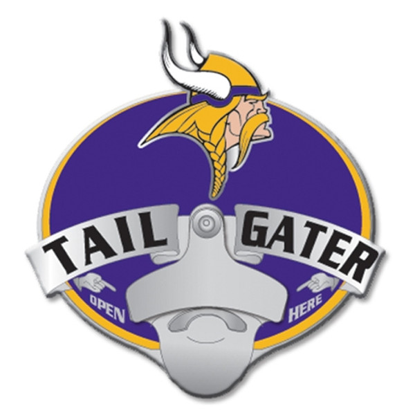 Minnesota Vikings Tailgater Hitch Cover Class III