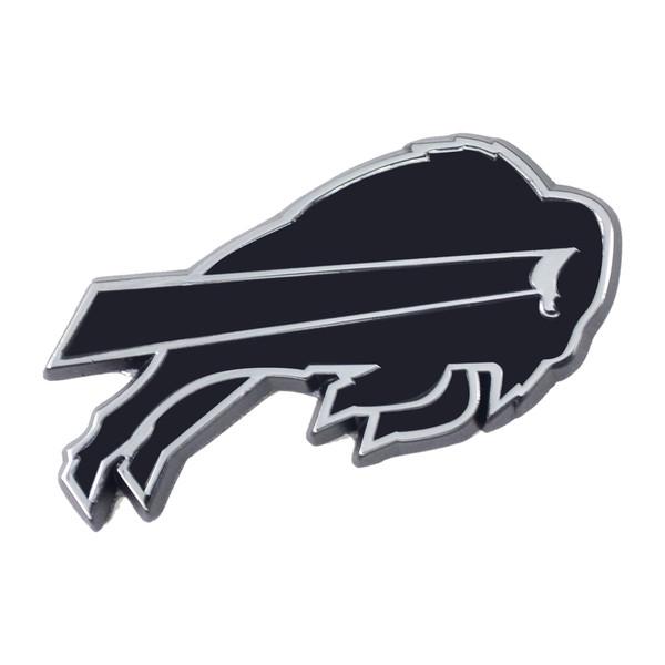 FanMats Buffalo Bills NFL Chrome Emblem