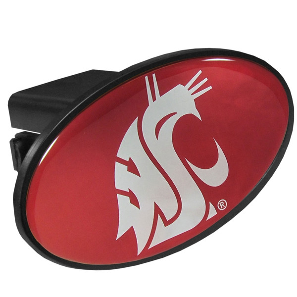 Washington St. Cougars Plastic Hitch Cover Class III
