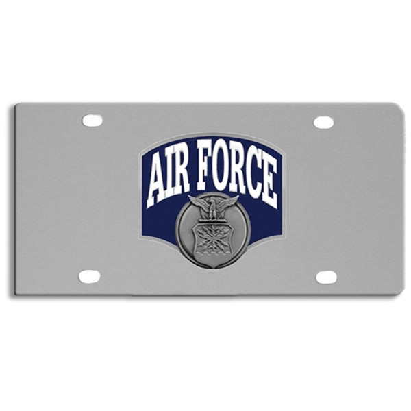 Air Force Logo License Plate
