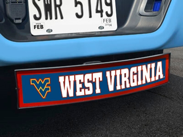West Virginia Light Up Hitch Cover