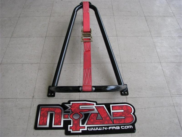 Universal Bed Mounted Tire Carrier